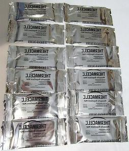 12-PACK NEW GENUINE THERMACELL BACKPACKER MOSQUITO REPELLENT