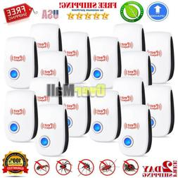 20* Pest Repeller Reject Ultrasonic Electronic Mouse Rat Mos