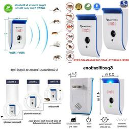 2018 Upgraded Ultrasonic Pest Control Repeller - Eletronic P