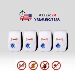 Ultrasonic Pest Repeller Plug In Electronic Pest Control