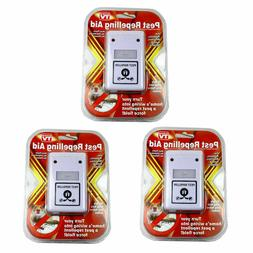 3x plus pest repeller for rodents roaches