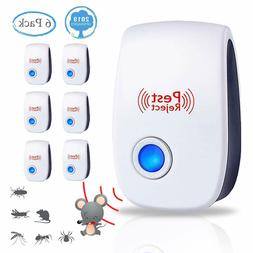 4 Pack UltraSonic Mosquito Pest Repellent Mice Rat Control r