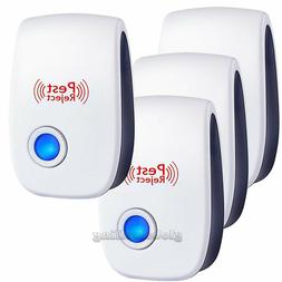 Ultrasonic Pest Repeller Control Electronic Repellent Mice