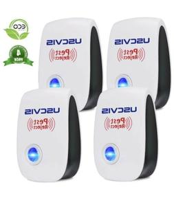 Ultrasonic Pest Repeller - Easy To Use, Plug In - FREE SHIP