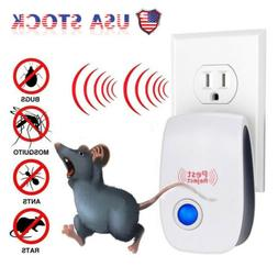5x Electronic Ultrasonic Pest Reject Mosquito Cockroach Mous