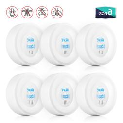 6pcs l828b ultrasonic pest repellers for mosquito