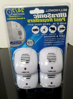 Bell + Howell 4pk Ultrasonic Pest Repeller
