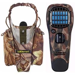 Thermacell Hunting/Fishing Woodlands Mosquito Repeller & Cam