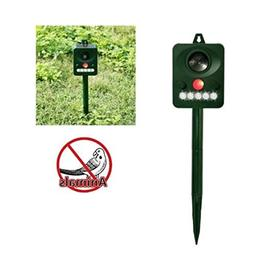 Nacome Outdoor Animal Cat Dog Powered Repellent Fox Animal S