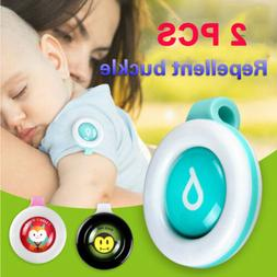Baby Pregnant Woman Mosquito Repellent Badge Button Mosquito