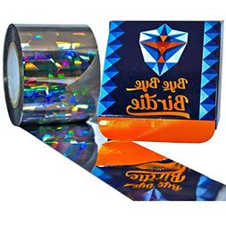Bird Scare Tape - Extra Large 200 feet - Bird Repellent and