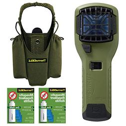Thermacell Camper's Kit : Mosquito Repellent Appliance Olive