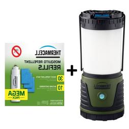 Camping Mosquito Repellent Thermacell Lantern With Mega Pack