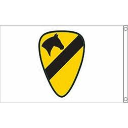AZ FLAG 1ST Cavalry Division of United States Flag 3' x 5' -