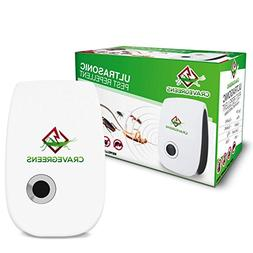 Pest Soldier Pest Control Ultrasonic Repellent - Electronic