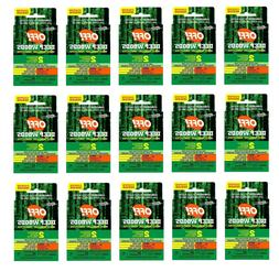 Off! Deep Woods Insect Repellent Towelettes {TRIAL/TRAVEL SI