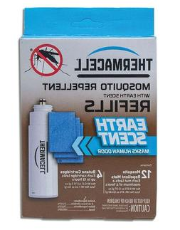 Thermacell E-4 Mosquito Repeller Refill with Earth Scent,4