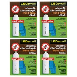 Thermacell E-4 Mosquito Repeller Refill with Earth Scent, Fo
