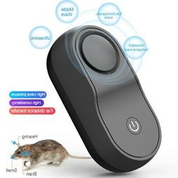 Electronic Plug-In Ultrasonic Home Pest Repellents Pests Mic