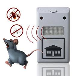 Electronic Ultrasonic Rat Mouse Repellent Anti Mosquito Pest