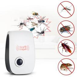 Electronic Ultrasonic Sonic Mouse Pest Rodent Repeller Repel