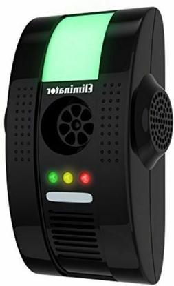 EliminatorTM Electronic Powerful Pest Repeller with Night Li