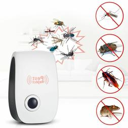 ENHANCED ULTRA-SONIC INSECTS, RODENT PEST REPELLENT