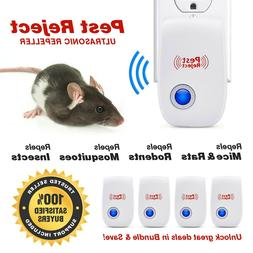 fall blowout ultrasonic pest repeller repels mouse