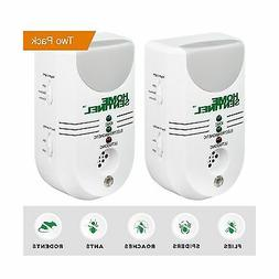 Home Sentinel 5-in-1 Indoor Pest Repeller Ultrasonic Pest Co