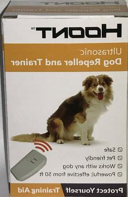 HoontTM Electronic Dog Repellent and Trainer with LED Flashl