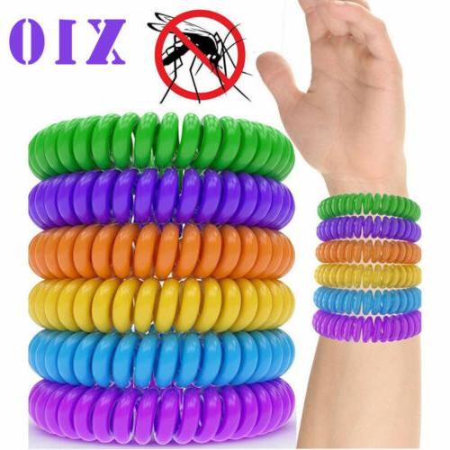 10x anti mosquito insect repellent wrist hair