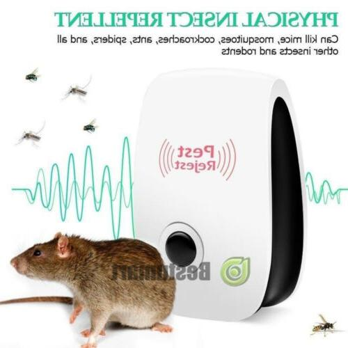 20* Pest Reject Ultrasonic Electronic Mouse Rat Mosquito Insect