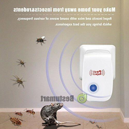 20* Pest Ultrasonic Mouse Rat Mosquito