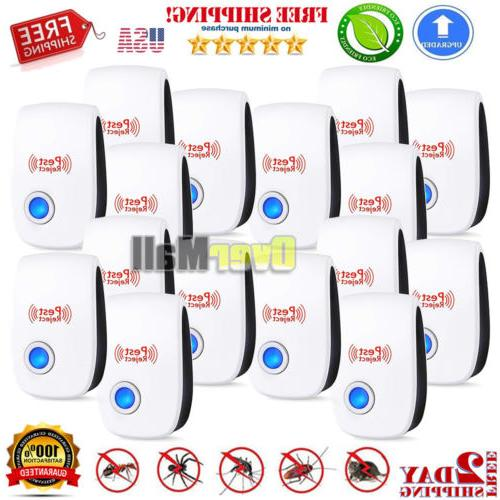 20 pest repeller reject ultrasonic electronic mouse