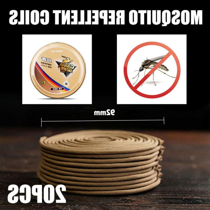 20x mosquito repellent coil anti insect pest