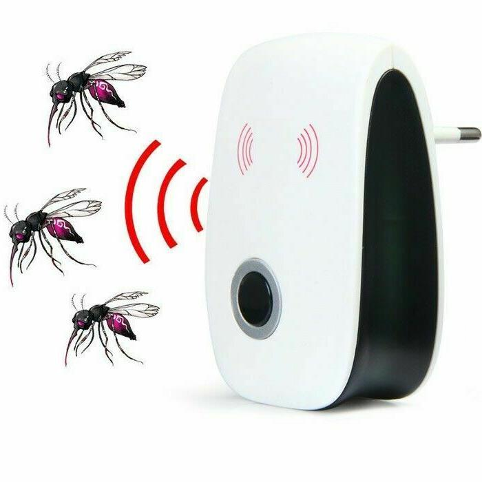 6/4/2x Electric Insect Rat Rodent Killer US