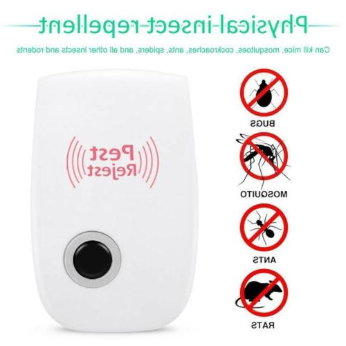 5x Electronic Reject Mosquito Killer Repeller