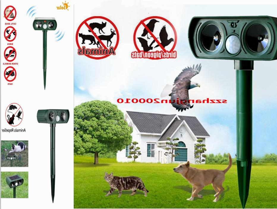 US Animal Cat Outdoor Ultrasonic