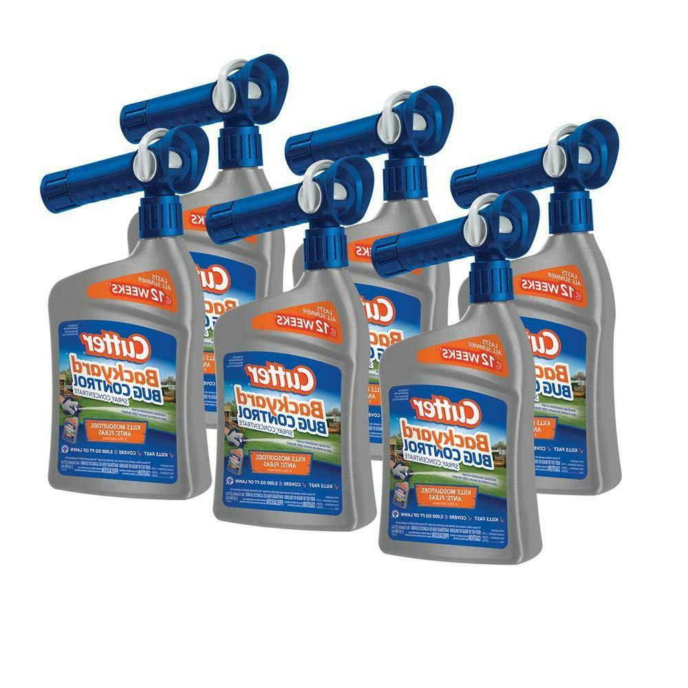 backyard bug control concentrate ready