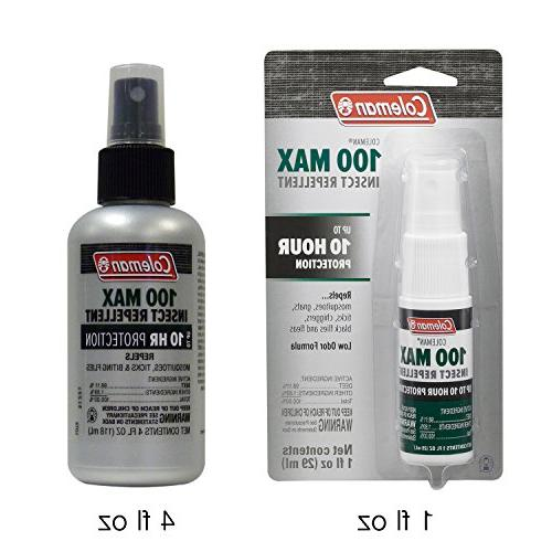 Coleman Insect Repellent, Spray