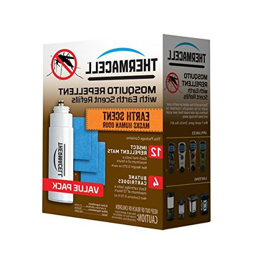 Thermacell Mosquito Refill with Earth HourPack