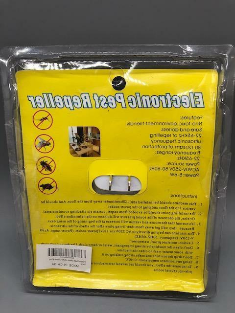 Electronic Pest Mosquito Pack 4
