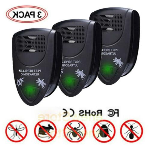 Electronic Bug Pest Repeller Mosquito Rat
