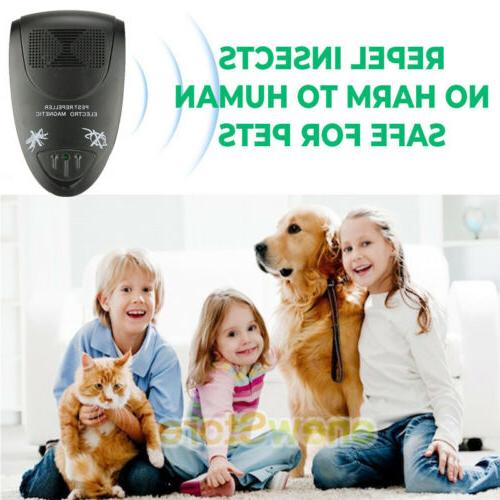 Electronic Ultrasonic Pest Mosquito Rat Rodent