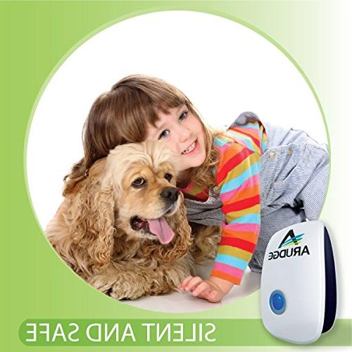 Extra Repeller, Indoor Ideal Pest Control Ants, Spiders, Small Rodents More - No - 100% Satisfaction Guarantee