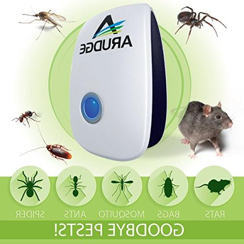 Extra Pest Repeller, for Indoor Use! Ideal for Ants, Roaches, Small Rodents - -