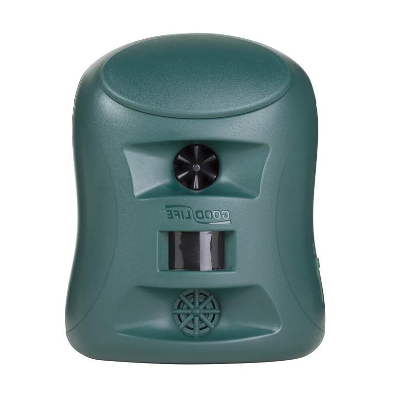 The Outdoor Indoor Ultrasonic Pest Deterrent Device Rid Pests Humanely