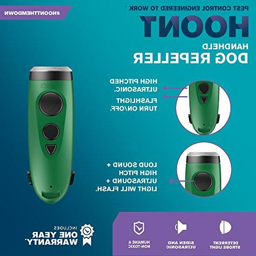 and Flashlight/Powerful Dog Stopper + Dog Device/Protect Yourself Aggressive Dogs