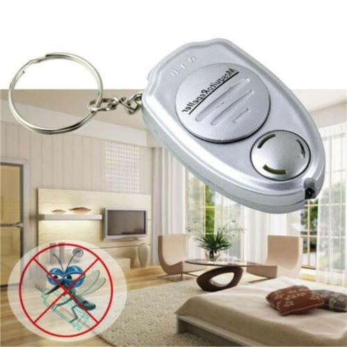 insect repellent key chain ultrasonic camping