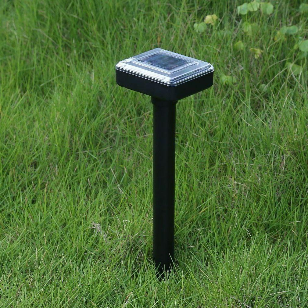 LOT2~24 Solar Powered Sonic Mouse Rodent Repeller